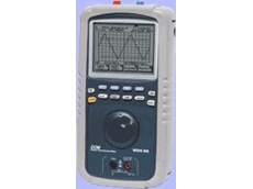 Portable Handheld Digital Storage Oscilloscope