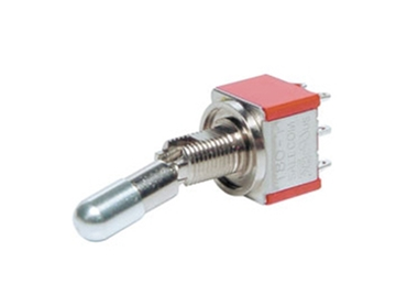 Salecom ISO9001 certified toggle switches and push button switches