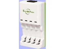 Standard alkaline battery chargers