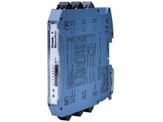 MemoRail digital signal analysers feature a space saving modular housing that measures only 12.5mm wide