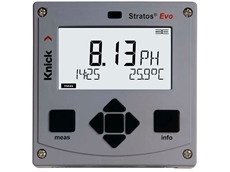 Knick Stratos Evo 2 channel process analyser