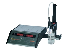 Knick 703 laboratory conductivity meter