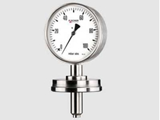 Fischer's DA55 absolute pressure gauge