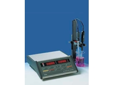 Alvi's Model 765 laboratory pH meter