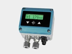 DE39 differential pressure transmitter