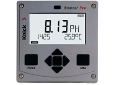 Stratos Evo multi parameter analyser