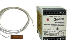 Jola Series FTS/KO-1 film sensor and KUR 5 cooling ceiling controller