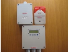 Cellar Alarm Kit with Gas Controller
