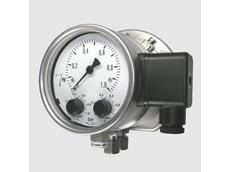 FISCHER DS Series Differential Pressure Switch from Alvi Technologies