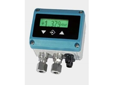 Alvi's DE39 differential pressure transmitter