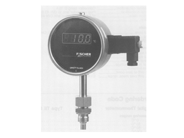 Digital thermometers for harsh industrial environments.
