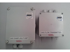 Gas sampling pump and gas analyser flow transmitter systems available from Alvi Technologies