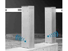 ParkGard car parking systems feature magnetic field sensors installed in the boom gate