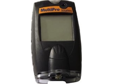 The MultiPro multi-gas monitor