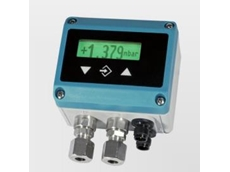 Pump monitoring with differential pressure transmitter and switch: DE39