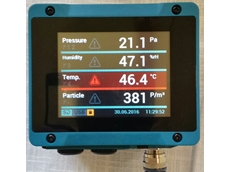 Touch Panel Process Indicator EA16