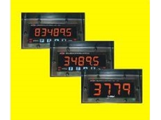 Four, five and six-digit displays.