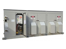 Modular MV Power Factor Correction System