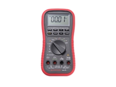 TRMS industrial multimeters are ideal for electrical and HVAC applications