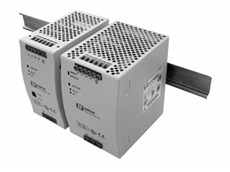 Amtex Electronics' DIN rail power supplies
