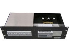 Amtex Electronics Industrial Battery Charger and DC Distribution Panel