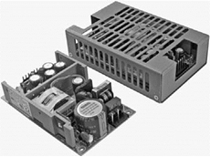 Amtex Electronics' SDS60 Series AC and DC outputs