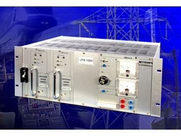 Rack Mount and DIN Rail Battery Chargers