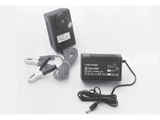 Series 9640 three step battery chargers