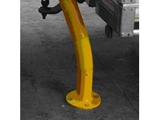 Car Park Safety Bollards from Andian Sales