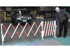 Andian Sales' expandable barrier