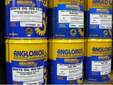 Food Grade Lubricants From Anglomoil Superior Lubricants