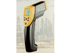 Raytek's ST80-IS infrared thermometer.