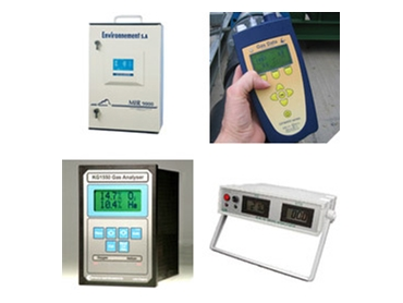Portable and fixed BioGas monitoring systems
