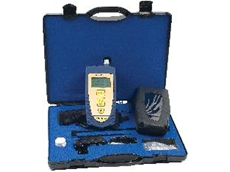 Gas Data's battery powered handheld gas monitors