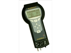 Pocket combustion gas analyser