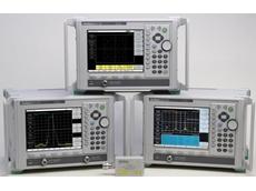 Economy microwave spectrum analysers