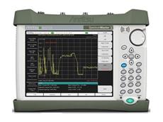 Anritsu signal analyser