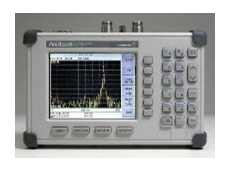 Site master cable and antenna analyser.