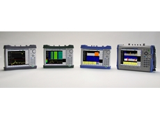New Anritsu 'E' Series Site Master Platform compact analysers