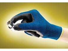 Ansell HyFlex 11-820 glove, engineered for multipurpose light duty mechanical applications