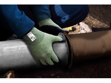 Cut Resistant Gloves and Heat Resistant Gloves for Mechanical Protection