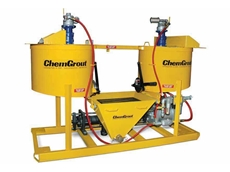 ChemGrout Grout Mixer