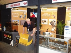 Antec Engineering at QME 2010
