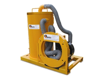 Dust Extraction Machines for intermediate use