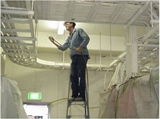 Pre-Treatment Fireproofing Solutions
