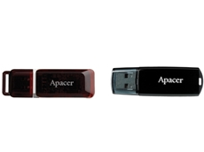 Apacer AH321 (L) and AH322 USB drives