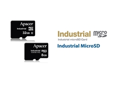 Industrial Micro SD from Apacer