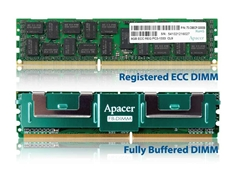 Fully buffered DIMM from Apacer