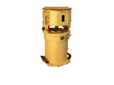 VIGISCAN Rotating Thermal Imaging Camera System
