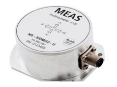 D-Series Inclinometer from Measurement Specialties